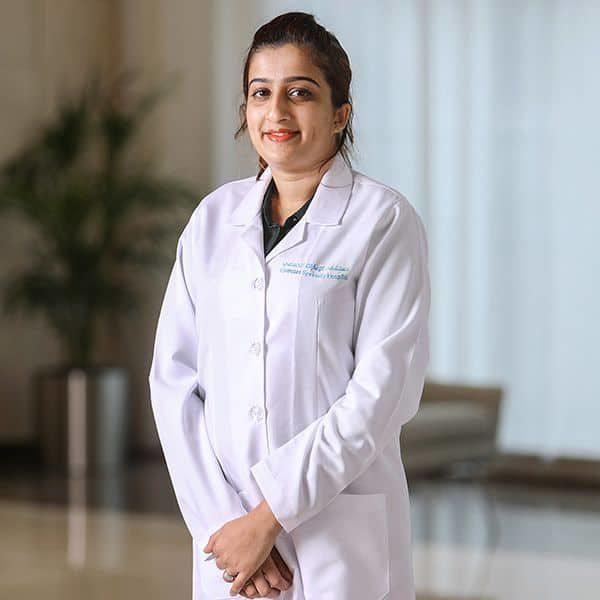 Dr. Michelle Olivia Dsouza