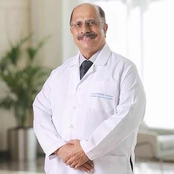 Dr. Uchil Lalit Mohan